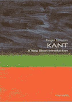Kant. A Very Short Introduction