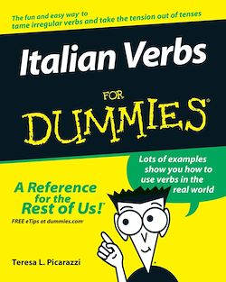 Italian Verbs For Dummies®