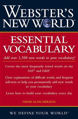 Webster's New World® Essential Vocabulary