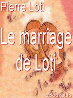 Download this eBook Le Mariage de Loti