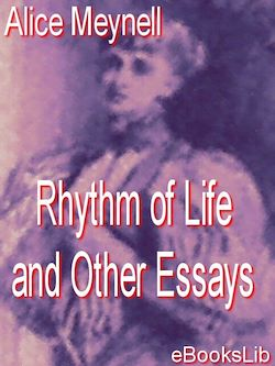 Rhythm of Life and Other Essays