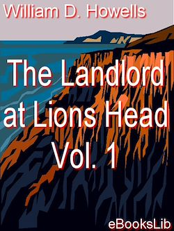 The Landlord at Lions Head Vol. 1
