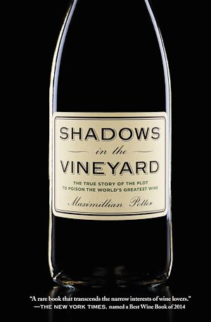Téléchargez le livre :  Shadows in the Vineyard