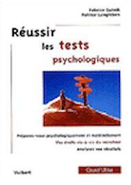 Téléchargez le livre :  Réussir les tests psychologiques