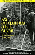 Téléchargez le livre :  Les campagnes à livre ouvert
