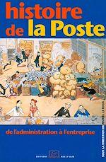 Téléchargez le livre :  Histoire de la poste