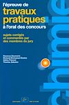 Télécharger le livre :  Épreuves de travaux pratiques de chimie à l'oral des concours