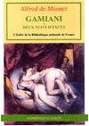 Télécharger le livre :  Gamiani ou deux nuits d'excès