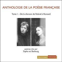 Anthologie de la poésie française tome 1
