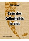 SENEGAL  - CODE DES COLLECTIVITÉS LOCALES