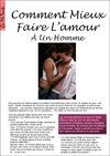 Télécharger le livre :  Comment mieux faire l'amour à un homme
