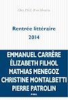 Télécharger le livre :  La rentrée littéraire 2014 - extraits