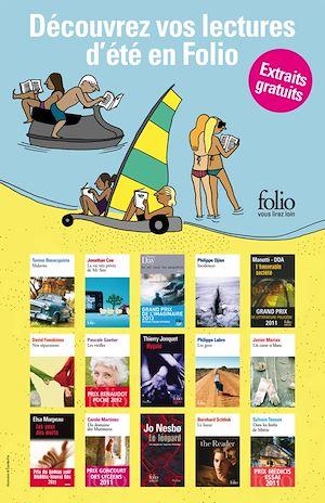 Téléchargez le livre :  Extraits gratuits - Lectures d'été Folio (15 titres)
