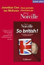 Download this eBook So British ! - Deux portraits d'écrivains par Florence Noiville
