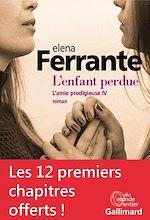 Download this eBook Extrait gratuit - L'enfant perdue (L'amie prodigieuse, Tome 4)
