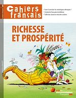 Download this eBook Cahiers français : Richesse et prospérité - n°400