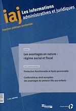 Download this eBook Les avantages en nature