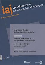 Download this eBook La prise en charge du fonctionnaire territorial