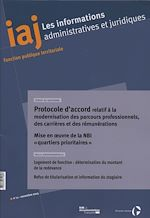 Download this eBook IAJ : Protocole d'accord relatif à la modernisation des parcours professionnels, des carrières et des rémunérations