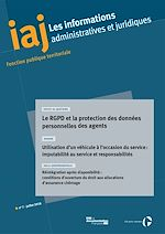 Download this eBook IAJ : Le RGPD et la protection des données personnelles des agents - Juillet 2018