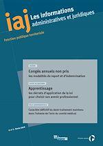 Download this eBook IAJ : Congés annuels non pris : les modalités de report et d'indemnisation