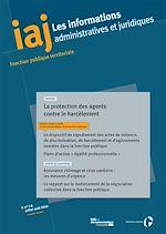 Download this eBook IAJ : La protection des agents contre le harcèlement - Juillet/Août 2020