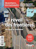 Téléchargez le livre :  Le réveil des frontières : des lignes en mouvement