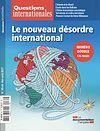 Télécharger le livre :  Questions internationales : Le nouveau désordre international - n°85-86