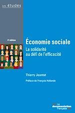 Téléchargez le livre :  Économie sociale