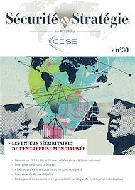 Téléchargez le livre :  Les enjeux sécuritaires de l'entreprise mondialisée