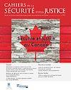 Télécharger le livre :  Cahiers de la sécurité et de la justice : Sécurité et justice au Canada - n°43