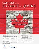 Download this eBook Cahiers de la sécurité et de la justice : Sécurité et justice au Canada - n°43