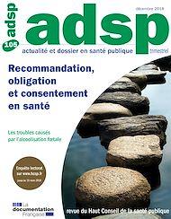 Téléchargez le livre :  Recommandation, obligation et consentement en santé