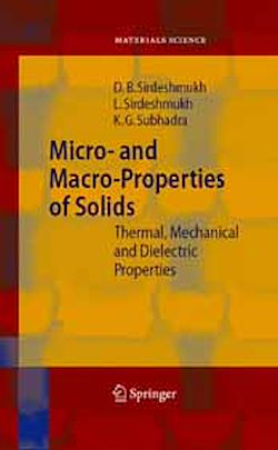Micro- and Macro-Properties of Solids