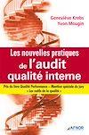 Télécharger le livre :  Les nouvelles pratiques de l'audit qualité interne