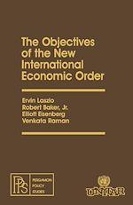 Téléchargez le livre :  The Objectives of the New International Economic Order