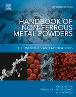 Download this eBook Handbook of Non-Ferrous Metal Powders