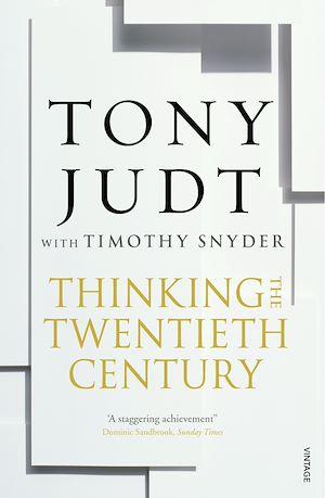 Téléchargez le livre :  Thinking the Twentieth Century