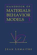 Téléchargez le livre :  Handbook of Materials Behavior Models, Three-Volume Set