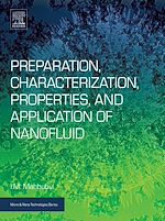 Download this eBook Preparation, Characterization, Properties, and Application of Nanofluid