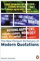 Download this eBook The New Penguin Dictionary of Modern Quotations