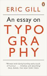 Téléchargez le livre :  An Essay on Typography