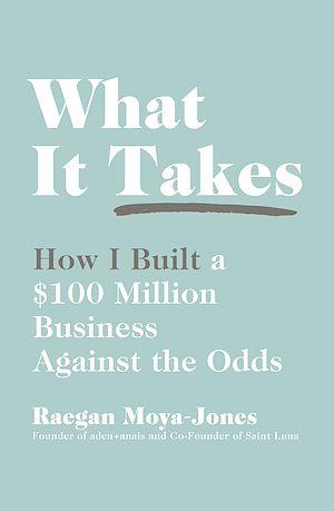 Téléchargez le livre :  What It Takes