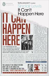 Téléchargez le livre :  It Can't Happen Here