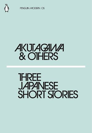 Téléchargez le livre :  Three Japanese Short Stories
