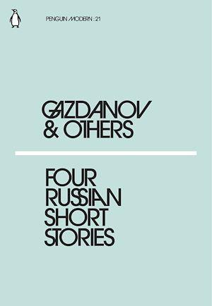 Téléchargez le livre :  Four Russian Short Stories