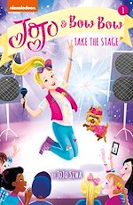 Download this eBook JoJo and BowBow Take the Stage