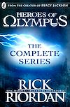 Télécharger le livre :  Heroes of Olympus: The Complete Series (Books 1, 2, 3, 4, 5)