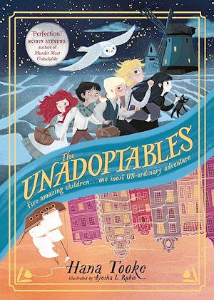 Téléchargez le livre :  The Unadoptables