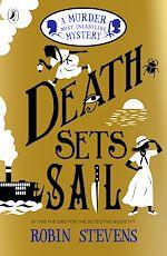 Téléchargez le livre :  Death Sets Sail